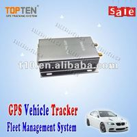GPS/GPRS/GSM Car Tracker, fleet management system with fuel level sensor TK310