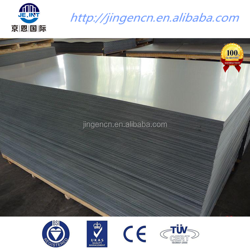 prepainted galvanized 4mm steel sheet specification