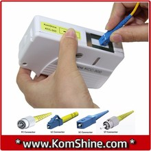 KomShine KOC-500 Optical Fiber Connector Cassette Cleaner Fiber Optic cassette type Reel Cleaner/Cleaning Tool