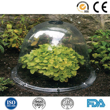 High quality PVC plastic gardening bell cloches for vegetables