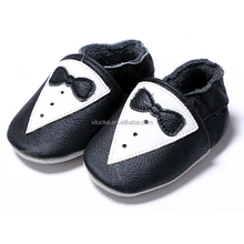 Cool crochet baby shoes soft sole leather shoes for toddler infant baby