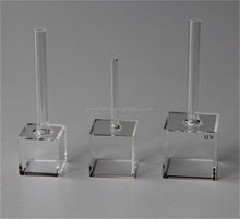 Atomic chamber Pyrex glass cuvette