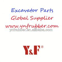 oil cooler core for mitsubishi 6d31