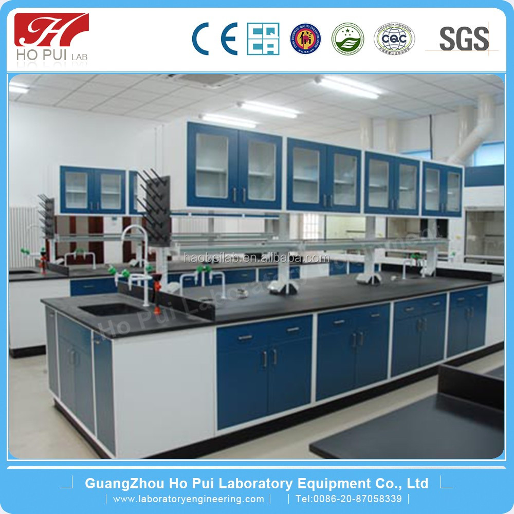 Furniture school/university/chemistry/science/biology Dental Laboratory lab island bench/language chemistry lab furniture