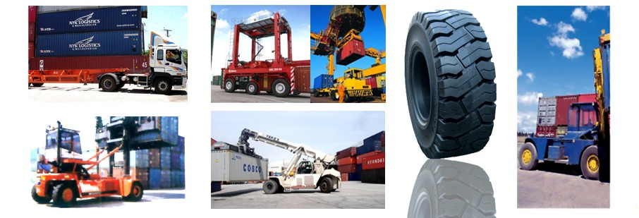 406x125(16x5) scissor lift solid tire