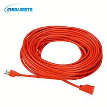 transparent extension cord WJ2h0t wateproof extension cord for sale