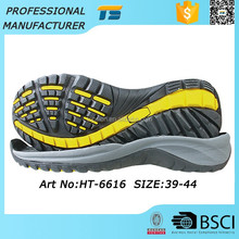 Hot Sale Waterproof Shoe Sole Trade Men Hiking Eva Rubber Kevlar Safety Shoes Sole Mould, What Is Phylon Sole