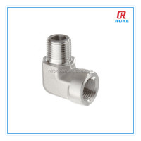 BSP to NPT male&female connection stainless steel pipe adapter