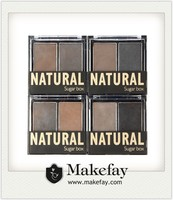 High quality Sugarbox branded eyebrow powder eye makeup palette