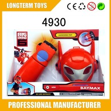 2015 newest big hero 6 toys baymax rocket fist with baymax mask