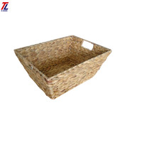 wholesale Recycled cheap handmade weaving make straw basket