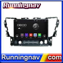 factory price car dvd cd player For Toyota alphard 2015 car dvd cd player support 3G audio DVB-T MP3 MP4 HDMI DVD function