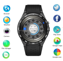Android 5.1 Smart Watch Phone MTK6580 quad core 1.3GHZ ROM 4GB + RAM 512MB 1.39 inch 400*400 Screen with 2.0MP camera