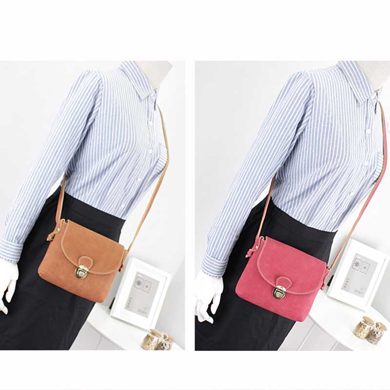 Vintage Messenger Bags Women Designer Women Handbags High Quality Bags Female Shoulder Bag Woman CrossBody Bag Small