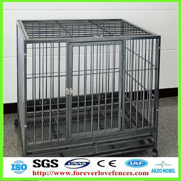 (Anping factory, China) dog cages stainless steel