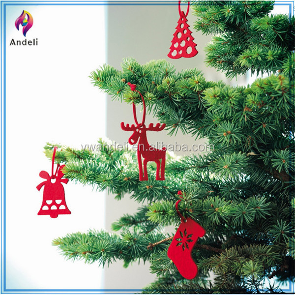 hanging felt wholesale christmas ornament suppliers