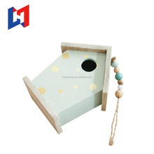 2017 Wooden Bird Cage / Hot Sale Wooden bird house / High Quality wooden bird nest