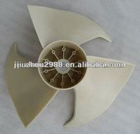 axial flow fan blade 320x130 for 9000BTU of Haier air conditioner