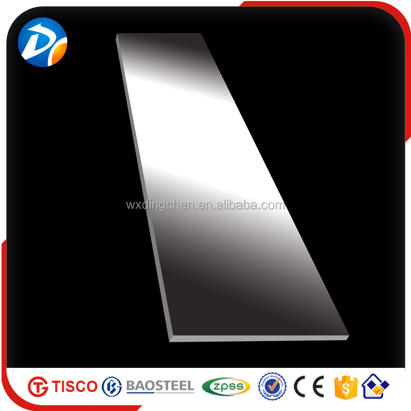 high quality and best price 309 stainless steel falt bar on sale