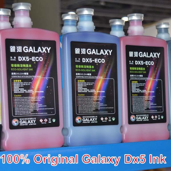 Hot product eco-solvent ink for dx4 dx5 dx6 dx7 eco-solvent ink