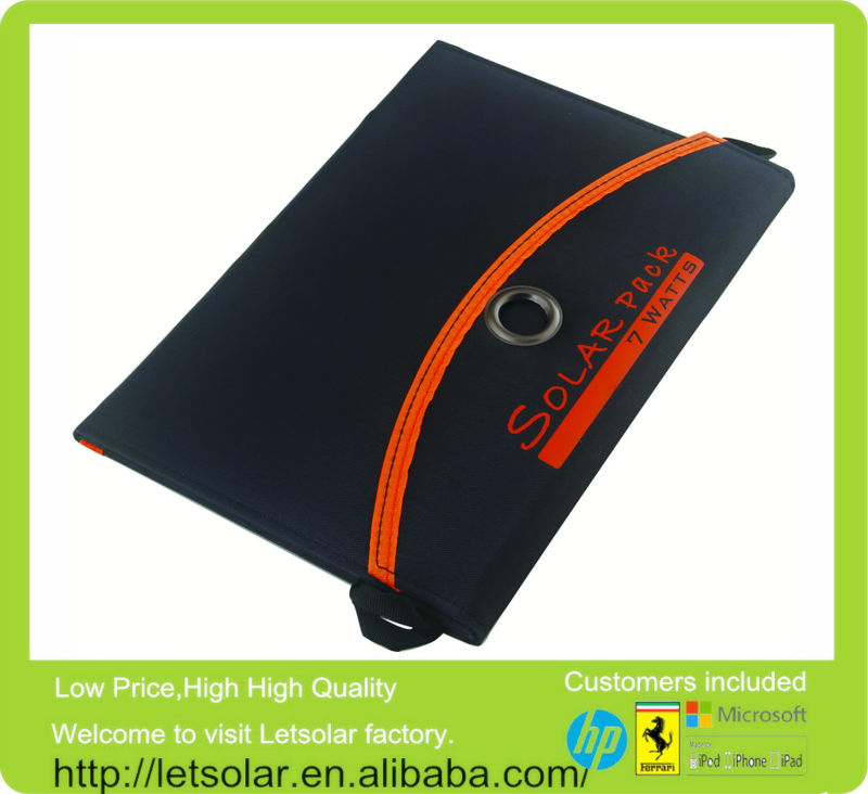 2014 hot china solar charger case for ipad mini with built-in smart chip