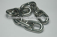stainless steel chains removable chain link