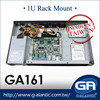 GA161 1U Mini ITX Case Computer Server Rack Mount
