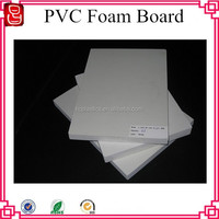 20mm high density pvc foam board used for bathroom cabinet