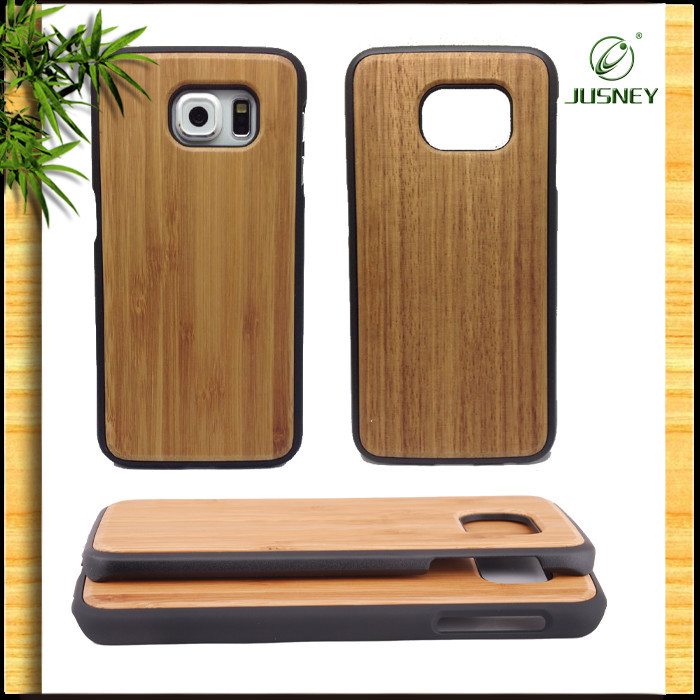 Hot Sale 100% Natural Wood For Samsung Galaxy Phone Case Make In China