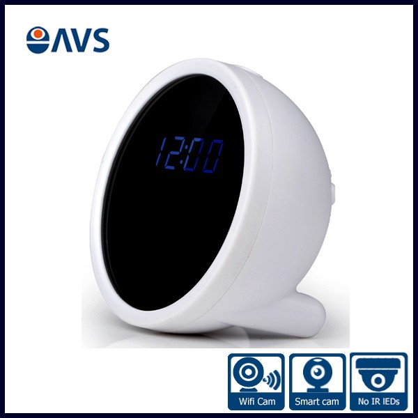 High Quality Digital Video Clock Cameras with Wifi