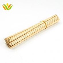 Wholesale Barbeque Natural Bamboo Double Skewers/sticks