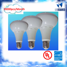 Promotion sales ! ! 15W BR40 bulb E26 led bulb street light with UL and engerny star approval