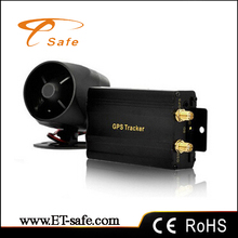 car gps tracker with SOS alarme support LCD camera taxi fare meter