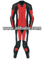 3013 Leather Motorbike Suit, Biker Motorcycle Suit
