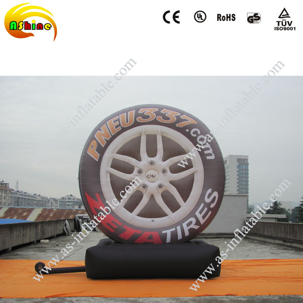 advertising products copy inflatable model