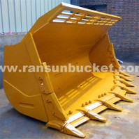 Hot Products High Quality RSBM C980 snow bucket wheel loader