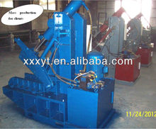 hot product: guillotine for rubber cutting machine/rubber tire shredder