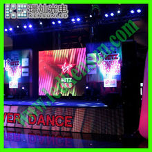 indoor SMD video full color led screen 5000 nits(cd/sqm) billboard box