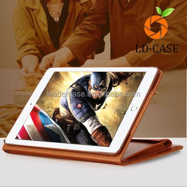 multifunction laptop bag for surface pro branded leather laptop case for ipad 2/3/4/mini case