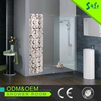bathroom designs simple glass walk in tub shower combo made in china