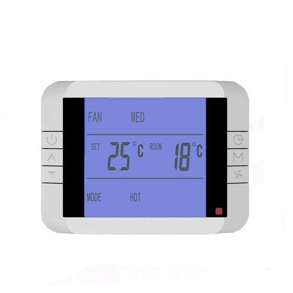 Intelligent thermostat for AC and underfloor <strong>heating</strong>