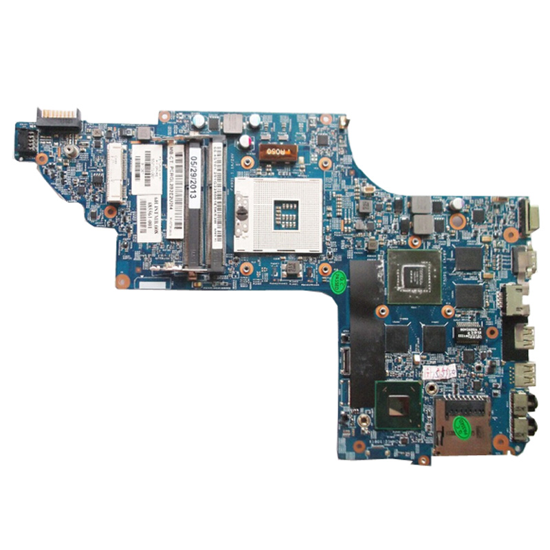 DV6-7000 650M/2GB DDR5 Motherboard 682175-001 DV6-7044TX DV6-7038TX DV6-7021 Motherboard For HP
