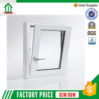 Modern open and tilt american style window