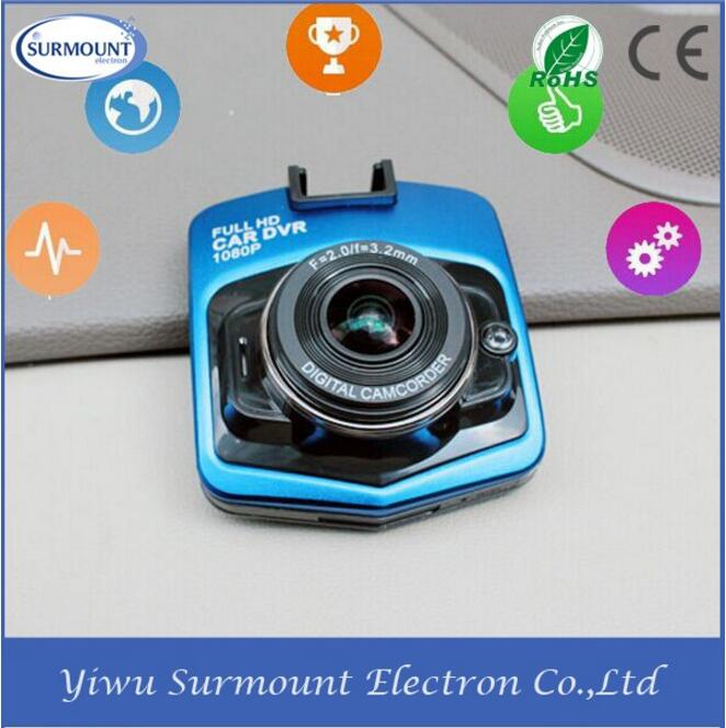 Factory Price 120 Degree 2.4 inch Screen Car Drive Video Recorder