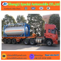 20FT ISO Tank Containers For HCL,Acid ISOTank Containers,containerized water treatment Tank container
