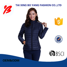 new style 2017 Factory of outdoor clothing women oem from china