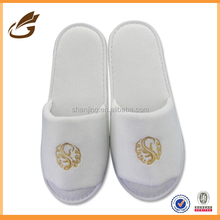 High quality New design open toe hotel slipper wholesale slippers