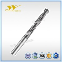 5D Internal Coolant Tungsten Solid Carbide Drill for Steel Machining