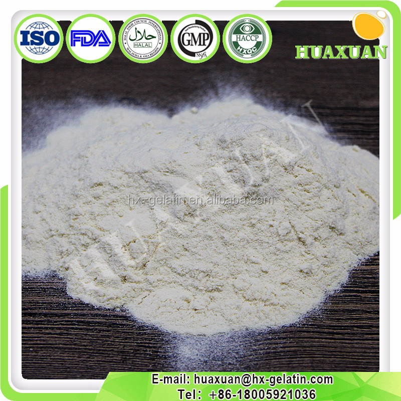 Good quality industrial collagen power