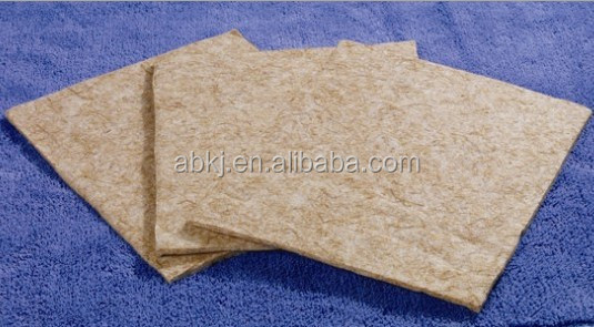 2 mm - 80 mm thick linen-cotton flame retardant, fire prevention of flax felt